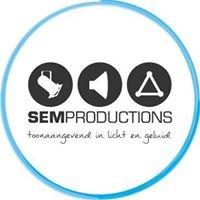 SEM productions - Toonaangevend in eventtechniek