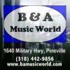 B & A Music World