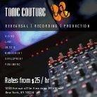 Tonic Couture Recording Studio