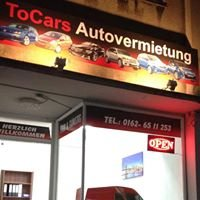 Tocars-Autovermietung Herne