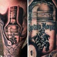 Ben Dunning Tattoo
