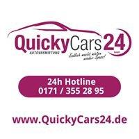 Quickycars24 Autovermietung Transporterverleih Aachen