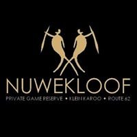 Nuwekloof Private Game Reserve