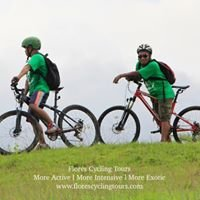 Flores Cycling Tours.