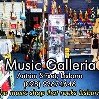 MusicGalleria Lisburn