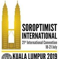 21st Soroptimist International Convention 2019 KL