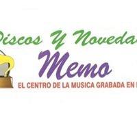 Memo's Record Shop (Discos y Novedades Memo)