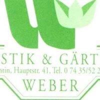 Floristik Gärtnerei Weber