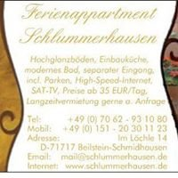 Ferienapartment Schlummerhausen