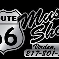 Route 66 Music Store