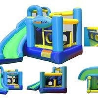 Jump and Bounce Kids Rentals
