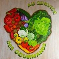AU Service DES Gourmands