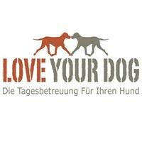 Love your dog, der Gassiservice für Ihren Hund