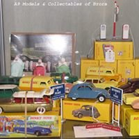A9 Models & Collectables