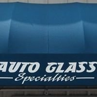 Auto Glass Specialties