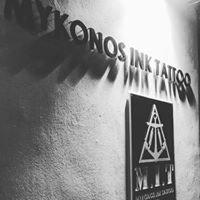 Mykonos Ink Tattoo -MIT