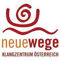 Klangzentrum Österreich Neuewege