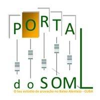 PORTAL DO SOM - o teu estúdio de gravação no Baixo Alentejo - Cuba