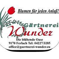 Gärtnerei Wunder- Die blühende Oase