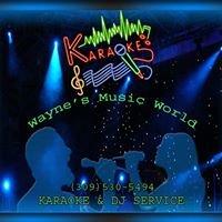 Wayne's Music World