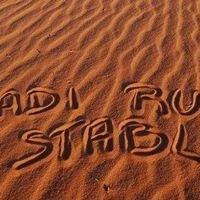 Wadi rum stable