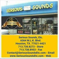 Serious Sounds Record Store