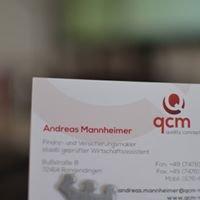 Qcm Finanz und Versicherungsmakler Andreas Mannheimer