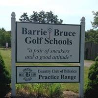 Barrie Bruce Golf Schools