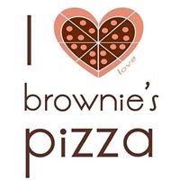 I love brownie's pizza