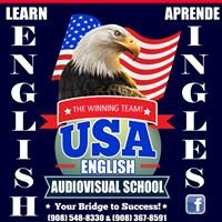 USA English Audiovisual School