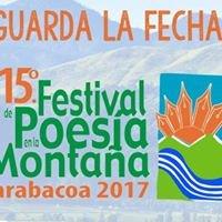 Festival de Poesía en la Montaña