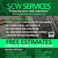 SCW Tax Services