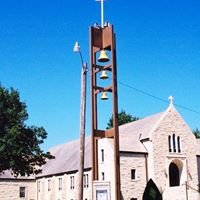 Christ Lutheran Church in Falls City Nebraska