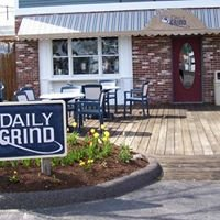 Daily Grind Cafe in York Beach