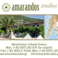 Amarandos Studios Lefkada Greece