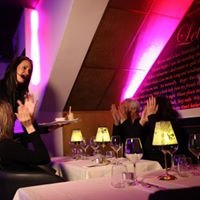 Restaurant Let it be, Mougins, piano bar