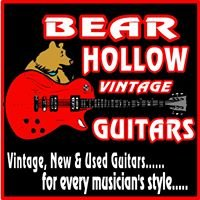 Bear Hollow Vintage Guitars