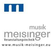 Musik Meisinger Veranstaltungstechnik