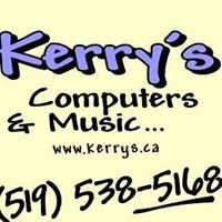 Kerry's Computers & Music - Kerrys.ca