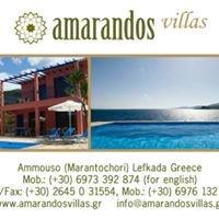 Amarandos Villas Lefkada Greece