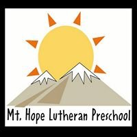Mt. Hope Lutheran Preschool