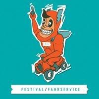 Festival-Fahrservice