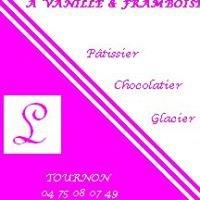 A VANILLE & FRAMBOISE