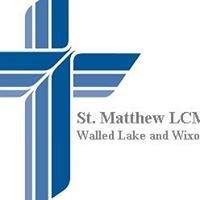St. Matthew Lutheran Church, Walled Lake