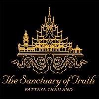The sanctuary of truth pattaya thailand
