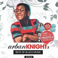 Urban KNIGHTs I Best of Black Music I Jeden Donnerstag