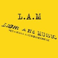 LAM - Light and Music Veranstaltungstechnik