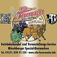 Alte Feuerwache Münchberg
