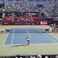 Rakuten Japan Open Tennis Championships at Ariake Colosseum