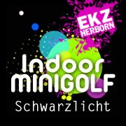 Indoor Minigolf Schwarzlicht Herborn